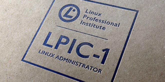 certificación LPIC-1 administrador
