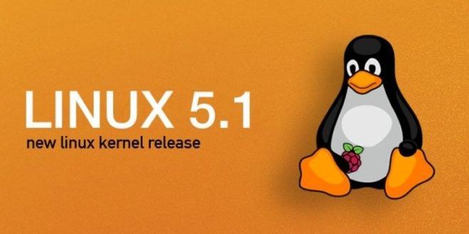 Kernel Linux 5.1