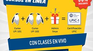 Descuento Cursos Linux