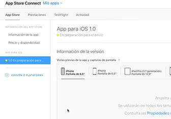 Imágenes App